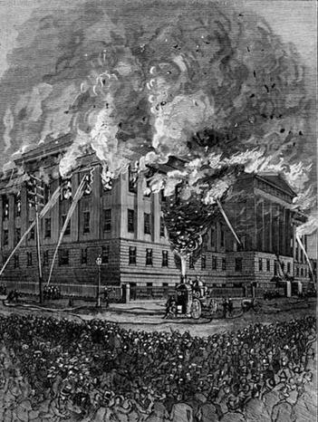 USPTO Fire of 1877